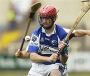 17 June 2006; James Young, Laois. Guinness All-Ireland Senior Hurling Championship Qualifier, Round 1, Laois v Galway, O'Moore Park, Portlaoise, Co. Laois. Picture credit: Brian Lawless / SPORTSFILE