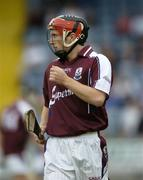17 June 2006; Kenneth Burke, Galway. Guinness All-Ireland Senior Hurling Championship Qualifier, Round 1, Laois v Galway, O'Moore Park, Portlaoise, Co. Laois. Picture credit: Brian Lawless / SPORTSFILE
