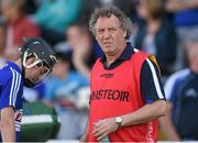 21 June 2014; Laois manager Pat Critchley. Electric Ireland Leinster Minor Hurling Championship, Semi-Final, Laois v Kilkenny, O'Moore Park, Portlaoise, Co. Laois. Picture credit: Pat Murphy / SPORTSFILE