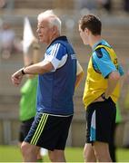 6 July 2014; Monaghan manager John Morrison. TG4 Ulster GAA Ladies Football Senior Championship Final, Armagh v Monaghan, St Tiernach's Park, Clones, Co. Monaghan. Picture credit: Piaras Ó Mídheach / SPORTSFILE