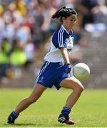 6 July 2014; Therese Scott, Monaghan. TG4 Ulster GAA Ladies Football Senior Championship Final, Armagh v Monaghan, St Tiernach's Park, Clones, Co. Monaghan. Picture credit: Ramsey Cardy / SPORTSFILE
