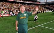 1 August 1999; Meath manager Sean Boylan following the Bank of Ireland Guinness Leinster Senior Football Championship Final match between Dublin and Meath at Croke Park in Dublin. Photo by Ray McManus/Sportsfile
