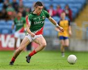 13 July 2014; Cian Hanley, Mayo. Electric Ireland Connacht GAA Football Minor Championship Final, Mayo v Roscommon, Elverys MacHale Park, Castlebar, Co. Mayo. Picture credit: David Maher / SPORTSFILE