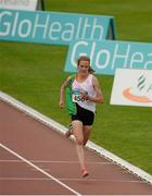 19 July 2014; Fionnuala Britton, Kilcoole AC, Co. Wicklow, on her way to winning the Women's 5000m Final. GloHealth Senior Track and Field Championships, Morton Stadium, Santry, Co. Dublin. Picture credit: Piaras O Midheach / SPORTSFILE