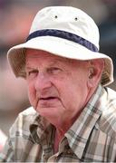 20 July 2014; Sean Naughton, Athletics coach. GloHealth Senior Track and Field Championships, Morton Stadium, Santry, Co. Dublin. Picture credit: Brendan Moran / SPORTSFILE