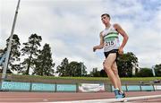 20 July 2014; Evan Lynch, Clonmel AC, Tipperary, in action during the Men's 10k Walk. GloHealth Senior Track and Field Championships, Morton Stadium, Santry, Co. Dublin. Picture credit: Brendan Moran / SPORTSFILE