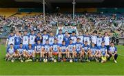 22 July 2014; The Waterford squad. Electric Ireland Munster GAA Hurling Minor Championship Final Replay, Waterford v Limerick, Semple Stadium, Thurles, Co. Tipperary. Picture credit: Diarmuid Greene / SPORTSFILE