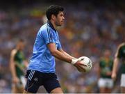 20 July 2014; Cian O'Sullivan, Dublin. Leinster GAA Football Senior Championship Final, Dublin v Meath, Croke Park, Dublin. Picture credit: Ray McManus / SPORTSFILE