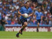 20 July 2014; Nicky Devereux, Dublin. Leinster GAA Football Senior Championship Final, Dublin v Meath, Croke Park, Dublin. Picture credit: Ray McManus / SPORTSFILE