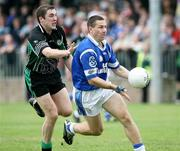 10 September 2006; Diarmuid Marsden, Clan na Gael, in action against Barry McKevitt, Killeavy. Armagh Senior Football Championship Semi-Final, Clan na Gael v Killeavy, Abbey Park, Armagh City, Co. Armagh. Picture credit: Oliver McVeigh / SPORTSFILE