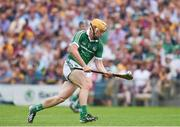 27 July 2014; Paul Browne, Limerick. GAA Hurling All Ireland Senior Championship Quarter-Final, Limerick v Wexford. Semple Stadium, Thurles, Co. Tipperary. Picture credit: Ray McManus