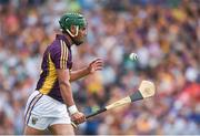 27 July 2014; Keith Rossiter, Wexford. GAA Hurling All Ireland Senior Championship Quarter-Final, Limerick v Wexford. Semple Stadium, Thurles, Co. Tipperary. Ray McManus