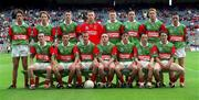 22 August 1999; The Mayo team prior to the All-Ireland Minor Football Championship Semi-Final match between Cork and Mayo at Croke Park in Dublin. Photo by Matt Browne/Sportsfile