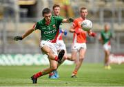 3 August 2014; Cian Hanley, Mayo. Electric Ireland GAA Football All Ireland Minor Championship, Quarter-Final, Mayo v Armagh, Croke Park, Dublin. Picture credit: Brendan Moran / SPORTSFILE