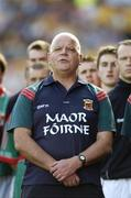 17 September 2006; Mayo selector John Morrison. Bank of Ireland All-Ireland Senior Football Championship Final, Kerry v Mayo, Croke Park, Dublin.  Picture credit: Brendan Moran / SPORTSFILE