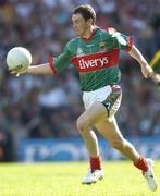 17 September 2006; Keith Higgins, Mayo. Bank of Ireland All-Ireland Senior Football Championship Final, Kerry v Mayo, Croke Park, Dublin.  Picture credit: Brendan Moran / SPORTSFILE