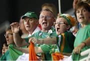 10 August 2014; Ireland supporters. 2014 IPC Swimming European Championships, Eindhoven, Netherlands. Picture credit: Jeroen Putmans / SPORTSFILE