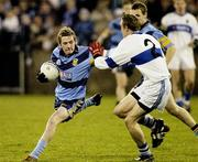 6 November 2006; Craig Rogers, UCD, in action against Willie Lowry, St. Vincents. Dublin Senior Football Championship Final, UCD v St. Vincents, Parnell Park, Dublin. Picture credit: Pat Murphy / SPORTSFILE