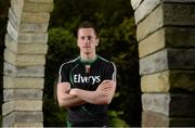 18 August 2014; Mayo's Cillian O'Connor during a press evening ahead of their side's GAA Football All Ireland Senior Championship Semi-Final against Kerry on Sunday the 24th of August. Hotel Ballina, Dublin Road, Ballina, Co. Mayo. Picture credit: Barry Cregg / SPORTSFILE