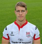19 August 2014; Andrew Trimble, Ulster. Ulster Rugby Squad Portraits 2014/15. Picture credit: John Dickson / SPORTSFILE