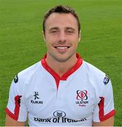 19 August 2014; Tommy Bowe, Ulster. Ulster Rugby Squad Portraits 2014/15. Picture credit: John Dickson / SPORTSFILE