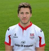 19 August 2014; Stuart McCloskey, Ulster. Ulster Rugby Squad Portraits 2014/15. Picture credit: John Dickson / SPORTSFILE