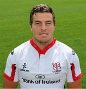 19 August 2014; Sean Reidy, Ulster. Ulster Rugby Squad Portraits 2014/15. Picture credit: John Dickson / SPORTSFILE