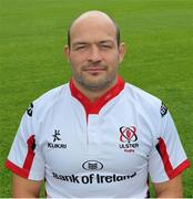 19 August 2014; Rory Best, Ulster. Ulster Rugby Squad Portraits 2014/15. Picture credit: John Dickson / SPORTSFILE