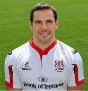 19 August 2014; Ricky Lutton, Ulster. Ulster Rugby Squad Portraits 2014/15. Picture credit: John Dickson / SPORTSFILE
