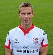 19 August 2014; Paul Marshall, Ulster. Ulster Rugby Squad Portraits 2014/15. Picture credit: John Dickson / SPORTSFILE
