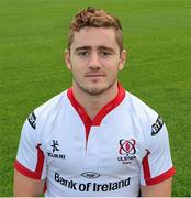 19 August 2014; Paddy Jackson, Ulster. Ulster Rugby Squad Portraits 2014/15. Picture credit: John Dickson / SPORTSFILE