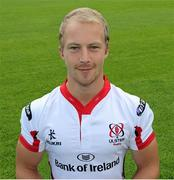 19 August 2014; Michael Heaney, Ulster. Ulster Rugby Squad Portraits 2014/15. Picture credit: John Dickson / SPORTSFILE