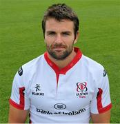 19 August 2014; Jared Payne, Ulster. Ulster Rugby Squad Portraits 2014/15. Picture credit: John Dickson / SPORTSFILE