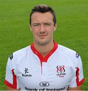 19 August 2014; James Simpson, Ulster. Ulster Rugby Squad Portraits 2014/15. Picture credit: John Dickson / SPORTSFILE