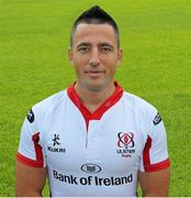 19 August 2014; Iain Humphreys, Ulster. Ulster Rugby Squad Portraits 2014/15. Picture credit: John Dickson / SPORTSFILE