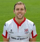 19 August 2014; Darren Cave, Ulster. Ulster Rugby Squad Portraits 2014/15. Picture credit: John Dickson / SPORTSFILE