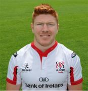 19 August 2014; Conor Joyce, Ulster. Ulster Rugby Squad Portraits 2014/15. Picture credit: John Dickson / SPORTSFILE