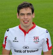 19 August 2014; Clive Ross, Ulster. Ulster Rugby Squad Portraits 2014/15. Picture credit: John Dickson / SPORTSFILE