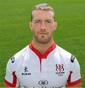 19 August 2014; Charlie Butterworth, Ulster. Ulster Rugby Squad Portraits 2014/15. Picture credit: John Dickson / SPORTSFILE