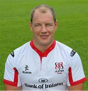 19 August 2014; Bronson Ross, Ulster. Ulster Rugby Squad Portraits 2014/15. Picture credit: John Dickson / SPORTSFILE