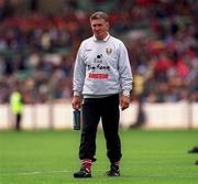 22 August 1999; Cork Minor manager Teddy Holland during the All-Ireland Senior Football Championship Semi-Final match between Cork and Mayo at Croke Park, Dublin. Photo by Matt Browne/Sportsfile