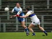 19 November 2006; James Conway, Ballinderry, in action against Eoin Gormley, Errigal Chiarain. AIB Ulster Senior Football Championship Semi-Final, Errigal Chiarain v Ballinderry, Casement  Park, Belfast. Picture credit: Oliver McVeigh / SPORTSFILE