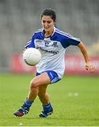 23 August 2014; Therese McNally-Scott, Monaghan. TG4 All-Ireland Ladies Football Senior Championship, Quarter-Final, Galway v Monaghan, St Brendan's Park, Birr, Co. Offaly. Picture credit: Brendan Moran / SPORTSFILE