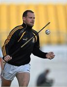 2 September 2014; Kilkenny's Jackie Tyrell during a squad training session ahead of their GAA Hurling All-Ireland Senior Championship Final game against Tipperary on Sunday. Kilkenny Hurling Squad Open Training, Nowlan Park, Kilkenny. Picture credit: Barry Cregg / SPORTSFILE