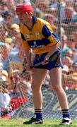 16 June 1996; Brian Lohan of Clare during the Munster GAA Hurling Senior Championship Semi-Final match between Limerick and Clare at Gaelic Grounds in Limerick. Photo by David Maher/Sportsfile