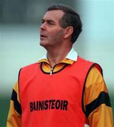 Donegal manager Brian McEniff. Photo by Ray McManus/Sportsfile