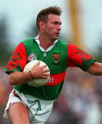 Colm McMenamon of Mayo. Photo by Ray McManus/Sportsfile