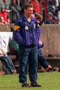 Wexford manager Cyril Hughes. Photo by Damien Eagers/Sportsfile