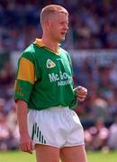 Declan D'Arcy of Leitrim. Photo by Pat Cashman/Sportsfile