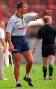 Mayo manager John Maughan. Photo by Ray McManus/Sportsfile